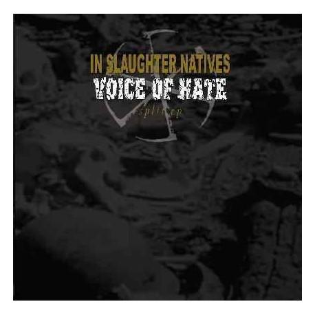 In Slaughter Native / Voice of Hate - Split Ep