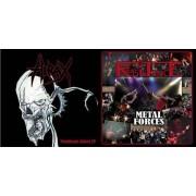 Hirax / Resistance - Metalheads United Ep