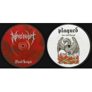 Plagued / Trimonium - Fire Still Burns / Blood League