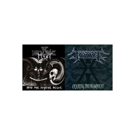 Tondra / Nordic Mist - Cracking the Hoarfrost / Into the Psyche Delve