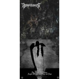 Demonologists / Gnaw Their Tongues - Split