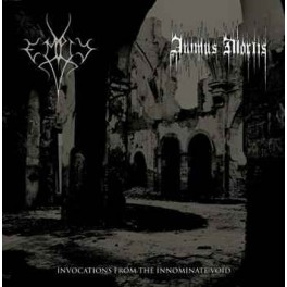 Empty / Animus Mortis - Invocations From the Innominate Void