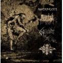 Akerbeltz / Avangh Dhür / Morbid Yell / Hellthrone - Split