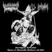 Thornspawn / Istidraj - Sacrilegious Unification