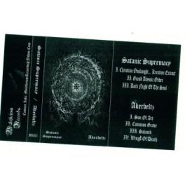 Akerbeltz / Satanic Supremacy - Split
