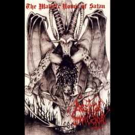 Bestial Molestor - The Malefic Vomit of Satan