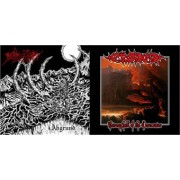 Depression / Eroded - Abgrund / Stronghold of the Desecrator