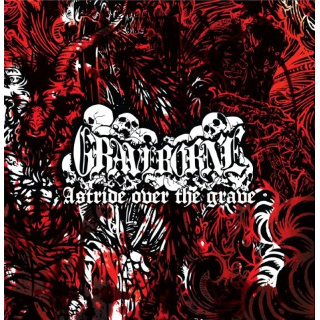 Graveborne - Astride Over the Grave
