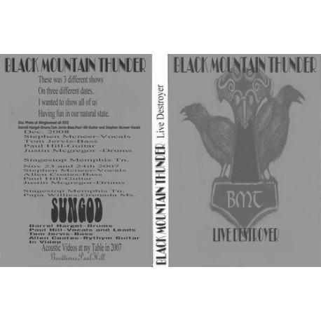 Black Mountain Thunder - Live Destroyer