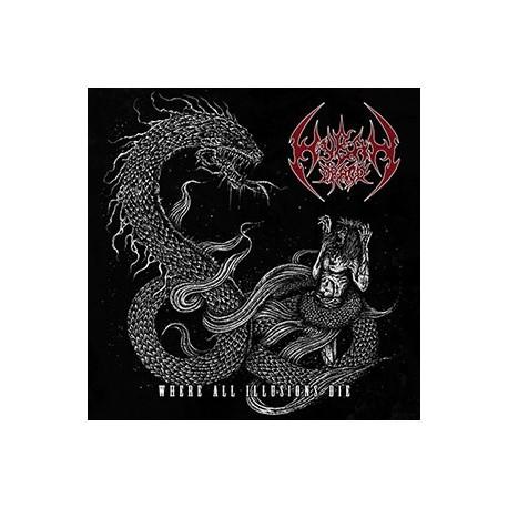 Hyban Draco - Where All Illusions Die
