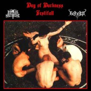 Impaled Nazarene / Beherit - Day of Darkness Festifall
