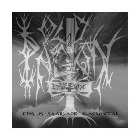 Old Pagan- This is Saarland Black Metal