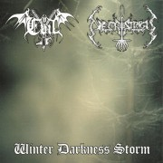 Evil / Necrostrigis - Winter Darkness Storm