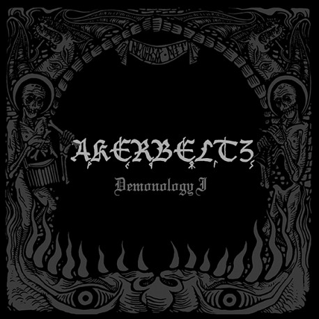 "AKERBELTZ - Demonology I 8""EP"