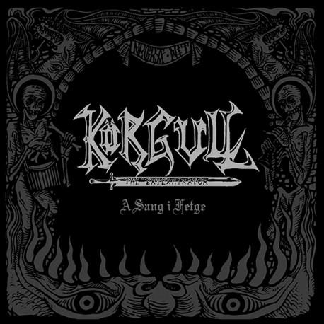 """PRE-ORDER - Korgull the Exterminator 8""""EP"""