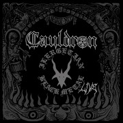 "Cauldron - Ilergetian Black Metal Live  8"" EP"