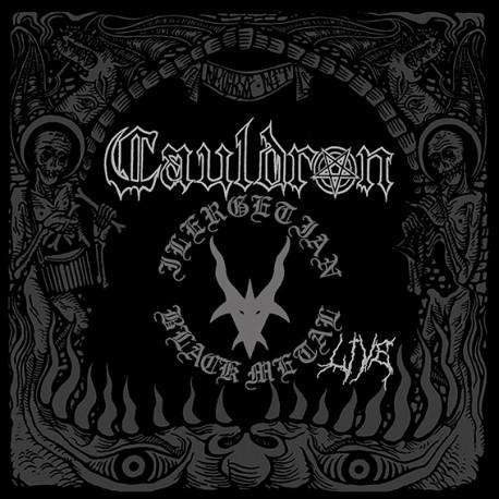 "PRE-ORDER: Cauldron 8"" EP"