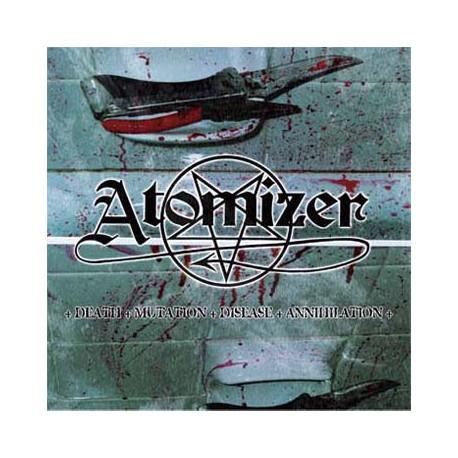 Atomizer - Death-Mutation-Disease-Annihilation