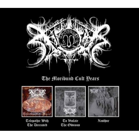Xasthur - The Moribund Cult Years