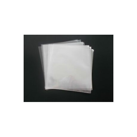 Vinyl Sleeves 600 Gauge - Pack 100