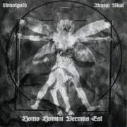 Unholyath / Burial Mist - Homo Homini Vermiis Est