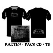 Ratten - Pack CD + TS