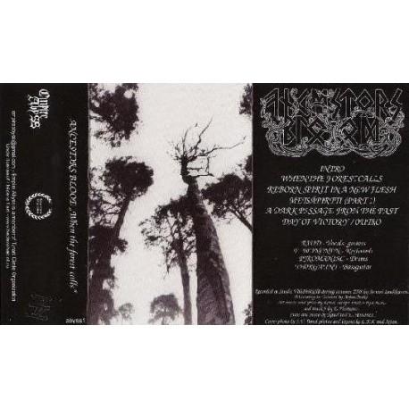 Ancestors Blood - When the Forest Calls