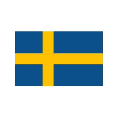 Bandera de Suècia