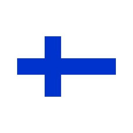 Bandera de Finlàndia