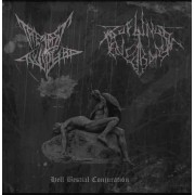 The Last Twilight / Profundis Tenebrarum - Hell Bestial Conjuration