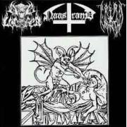 Ave Lucifer / Naastrand / Pagan Wrath - Split