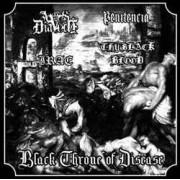 Ars Diavoli / Irae / Penitencia / Thy Black Blood - Black Throne of Disease