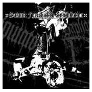 Ampütator / Baphomets Horns - Satanic Forcefucked Annihilation