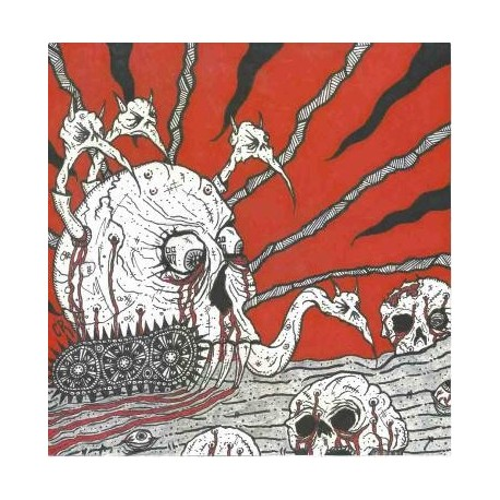 Abscess / Bonesaw - Split