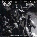 Grom / Wulfgravf - Fullmoon Warfare