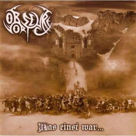 Obscure Vortex - Was Einst War...