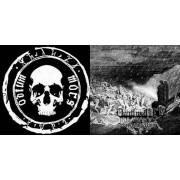 Balmog / Deathrow - Odium Mors / Neverending Rain