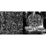Posmrtna Liturgija / Wolf's Hunger - Pagan Thunders
