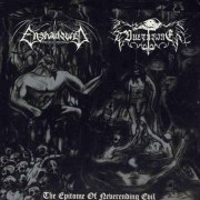 Enshadowed / Vulturine - The Epitome of Neverending Evil